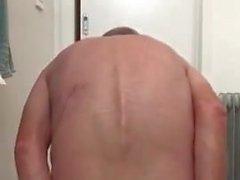 A zucchini up my ass