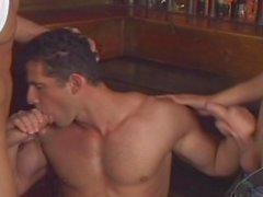 Uncut Cock Sex Club - Scene 1
