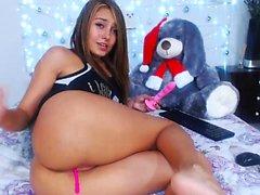 cul masturbation solo jouets webcam