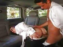 Rafael Alencar follando en limosina