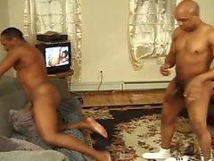homosexuell schwarz und ebony
