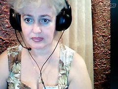 любительский блондинка мастурбация зрелый соло