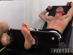 Fat foot fetish tgp gay Kenny Tickled In A Straight Jacket