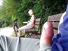 grannies câmaras ocultas voyeur