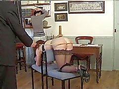 bdsm spanking