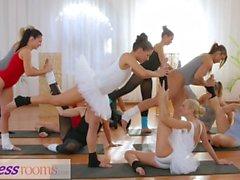 fitnessrooms 3some kunto lykraa jumppa sukupuoleen kuntosalille pienille lapsille yoga - pants harjoitus keepin sopii hikisen balettia tanssiva balettihame tyttö