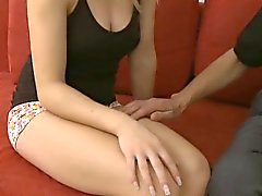 милашка большие сиськи блондинка хардкор
