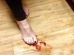 amateur fuß-fetisch wall video erstmals erste