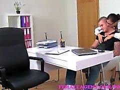 femaleagent amateur vorsprechen guss agent
