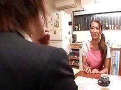 asiatique gros seins japonais milf