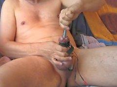 anal analt - inser dildo