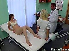 amatööri lääkäri hardcore väärennös sairaala