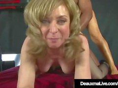 deauxma nina hartley hd preto