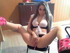 amador peitos grandes dedilhado adolescente webcam