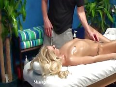 bébé blond pipe hardcore massage