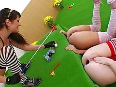 anaal brutaal dildo lesbisch speelgoed