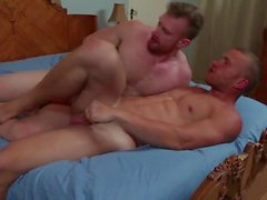 (RAW Bareback) Switching Bare-partner - Part #1