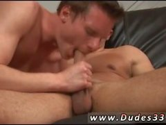 Free naked male gay porn singers first time Paulie Vauss and Brody Grant