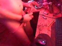 homosexuell twink umkleideraum