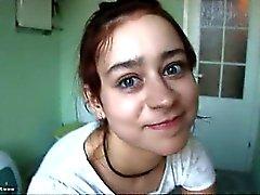amateur brunette éjaculation