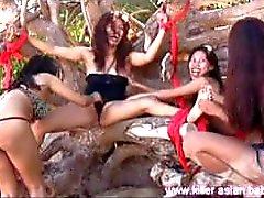 петля садо-мазо лесбиянок щекотать рабство