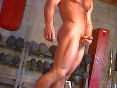masturber musculo- le papa entraînement gym aptitude