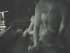 Fucked in a Limo