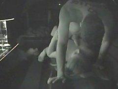 amatör bir limuzin seks limuzin
