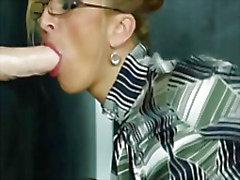Sophia bukkake pornstar at gloryhole