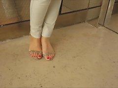 fetiche por pés israelense vídeos hd elevador