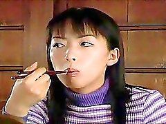 asiatisch lesbisch mütter und jugendliche dreier