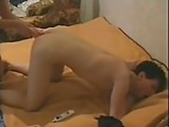 2 Russian Boys In Passionate Bare Fuck