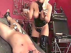 садо-мазо блондинка женское фетиш латекс