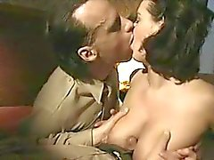 big peitos - 3some titjob