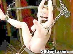 anaal bdsm slavernij