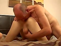 Boy and Dad want each other bad