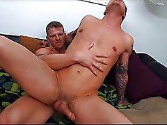 homo homopaar orale seks anale seks brunette