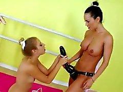 anaal lesbisch speelgoed