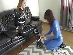 serene isley and sahyre bondage