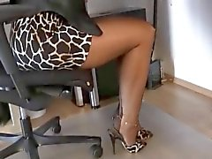 dilettante feticismo del piede calze