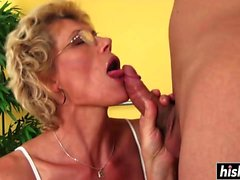 amateur blondine behaart