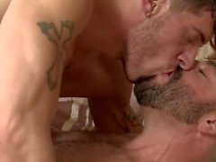 Adam Russo & Ty Roderick - Icon Male Gorgeous Males Fucks With A Cumshot