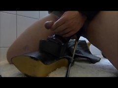 Blue heel love 1