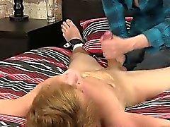 Small boy clip gay sex download A Ball Aching Hand Job!