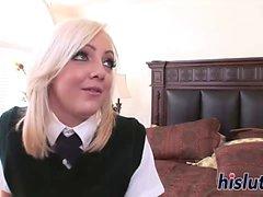 blondin avsugning doggystyle hardcore hd
