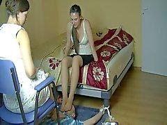 babes femdom fetichismo del pie medias adolescentes