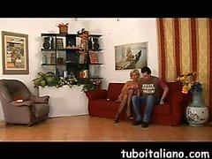 loira italiano esposa amador maduro