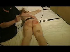 13-May-2015 Testing the dolly ass beating