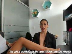 gerade webcam nocken sekretär