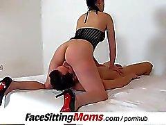 sexo oral maduro lamer la vagina amateur milf